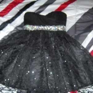 Mymichelle cocktail formal prom dance dress size 1